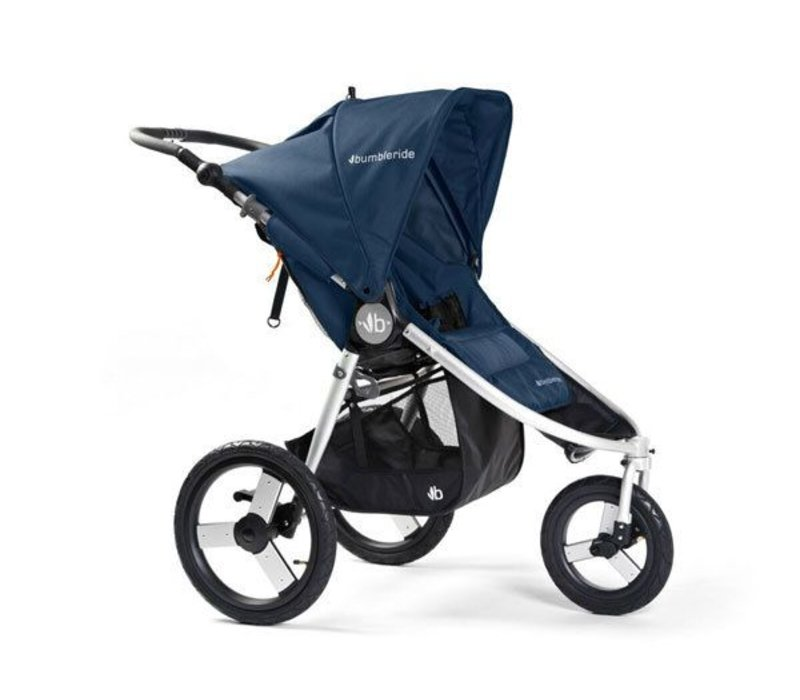 2017 Bumbleride Speed Stroller in Maritime Blue