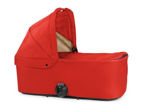 Bumbleride Bumbleride Indie Single Bassinet-Carrycot In Red Sand