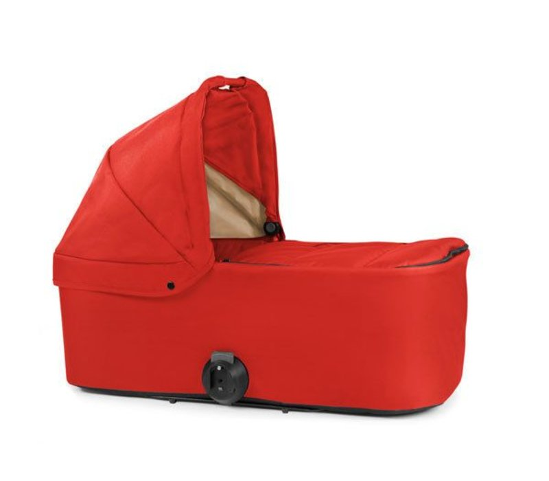 2017 Bumbleride Indie Single Bassinet-Carrycot In Red Sand