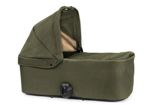 Bumbleride Bumbleride Indie Twin Bassinet-Carrycot In Camp Green