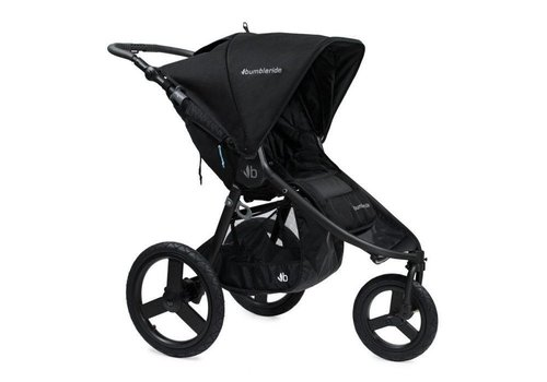 Bumbleride 2017 Bumbleride Speed Stroller in Matte Black