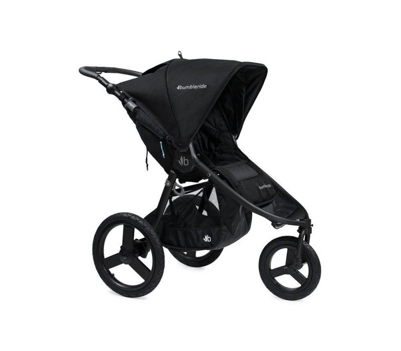 2017 Bumbleride Speed Stroller in Matte Black