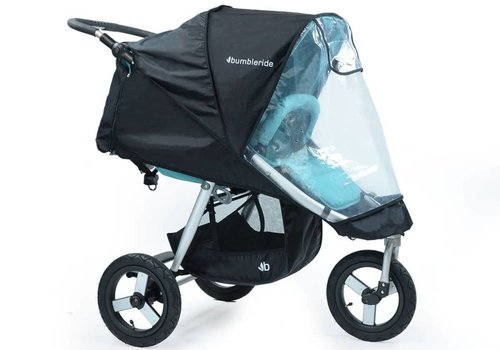 Bumbleride 2017 Bumbleride Indie-Single Stroller Rain Cover (NON PVC)