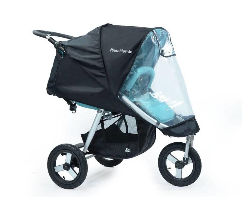 2017 Bumbleride Indie-Single Stroller Rain Cover (NON PVC)