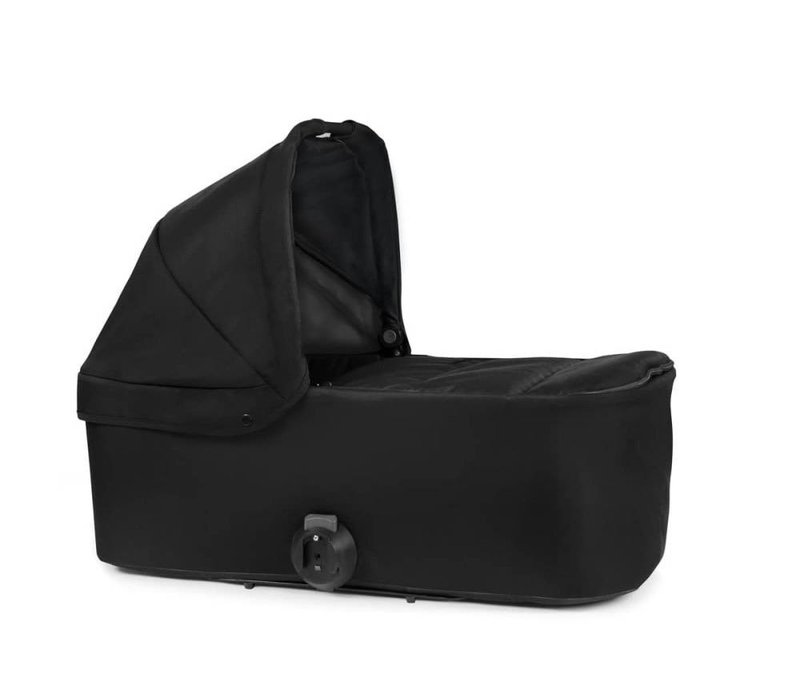 2017 Bumbleride Indie Single Bassinet-Carrycot In Matte Black