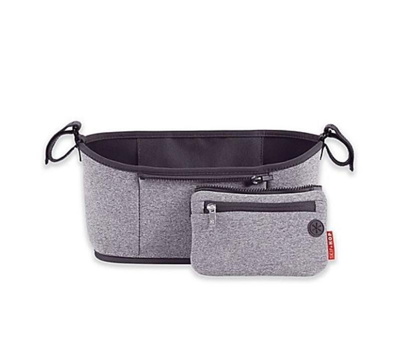 Skip Hop Stroller Organizer In Heather Grey