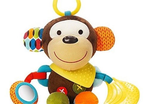 Skip Hop Skip Hop Banana Buddies Activity Monkey
