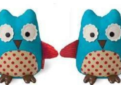 Skip Hop CLOSEOUT!! Skip Hop Zoo Owl Bookends