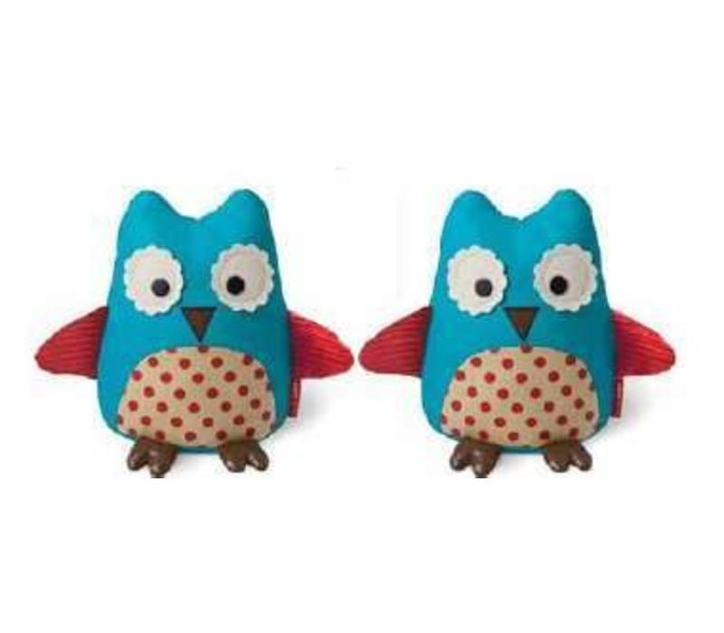 Skip Hop Zoo Owl Bookends