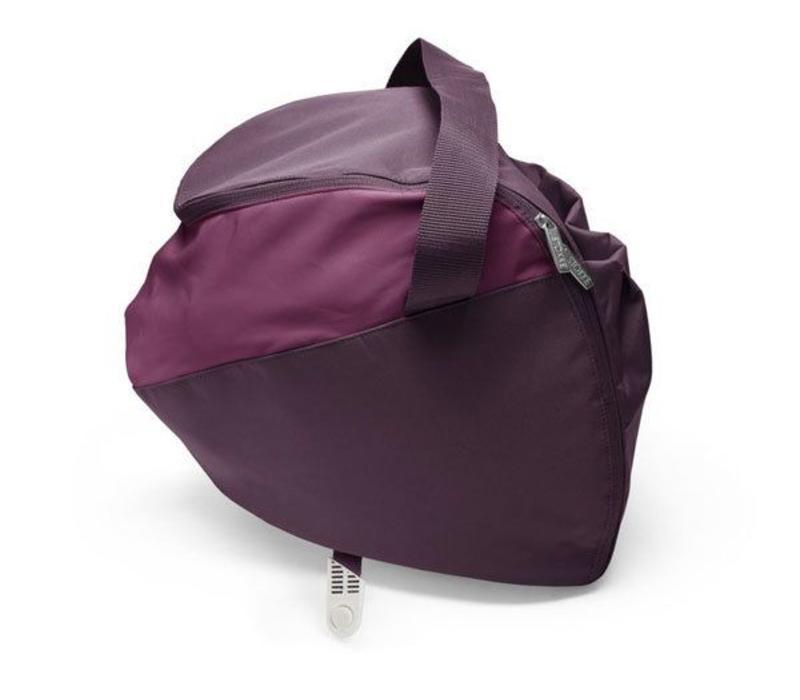 Stokke Xplory V4 Shopping Bag In Purple