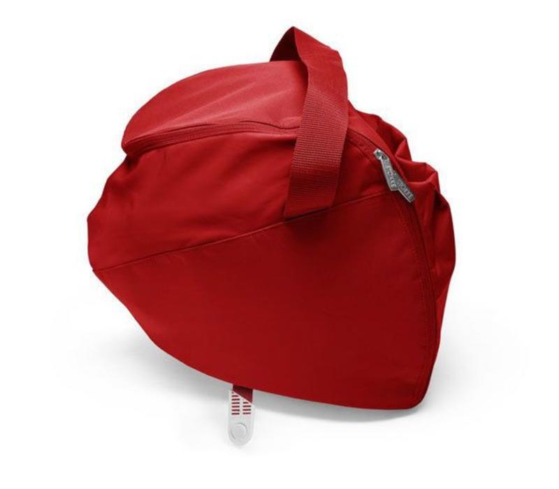 Stokke Xplory V4 Shopping Bag In Red