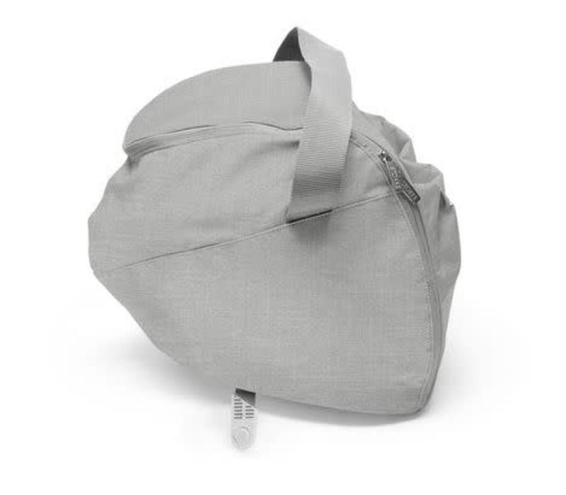 Stokke Xplory V4 Shopping Bag In Grey Melange