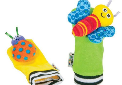 Lamaze Lamaze High Contrast Foot Finders Refresh