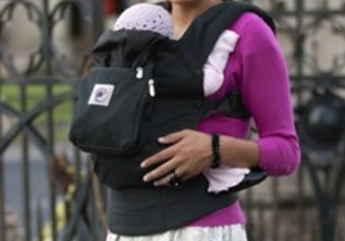 ERGObaby CLOSEOUT!!! Ergobaby Baby Carrier Options Black - No cover Included