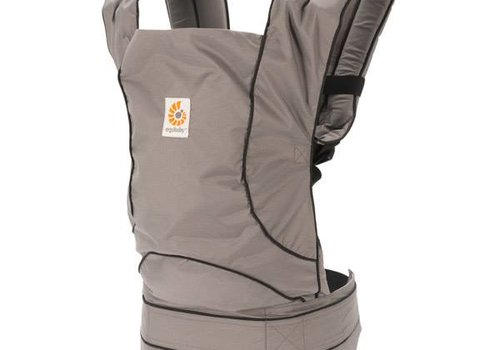 ERGObaby Ergobaby Travel Baby Carrier In Stowaway Graphite Grey
