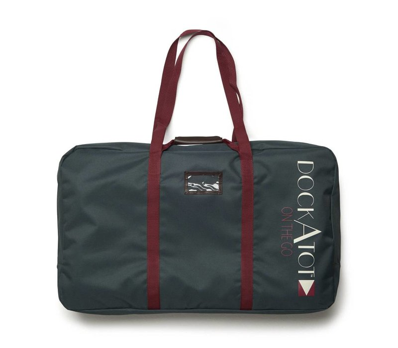 Dock A Tot Deluxe+ Dock - Deluxe Transport Bag - Navy