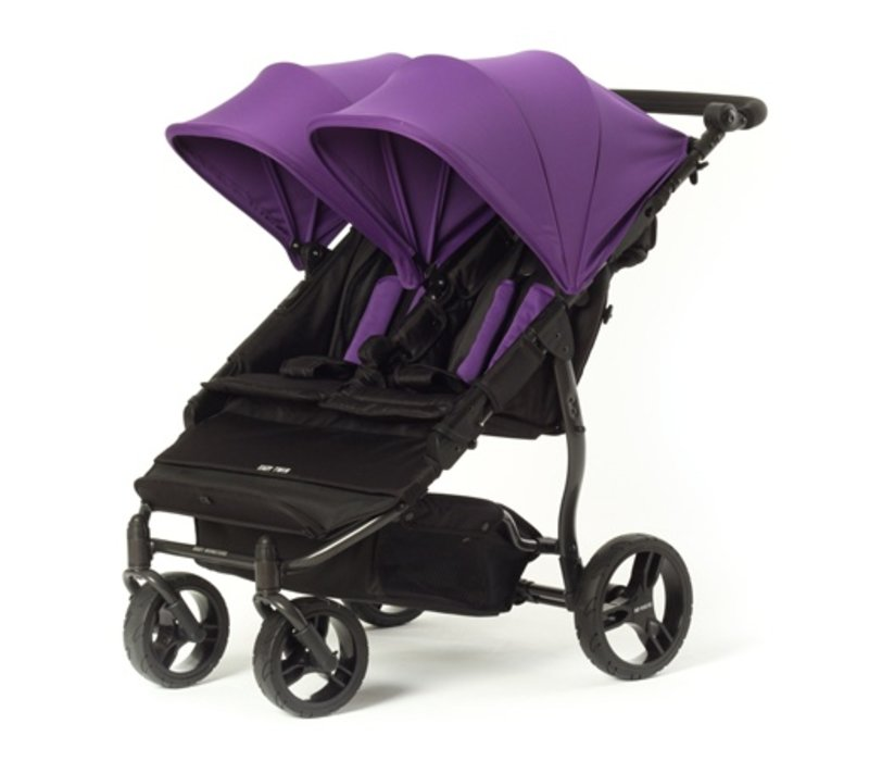 Baby Monsters Color Pack- Canopies, Liners, Shoulder Pads In Purple