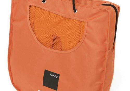 i Candy CLOSEOUT!! iCandy Flavour Canopy Hood and Core Seat Snuggle In Mandarin