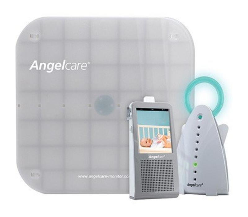 Angel Care 3-in-1 Ultimate DigitalBaby Monitor - Video, Sound And Movement