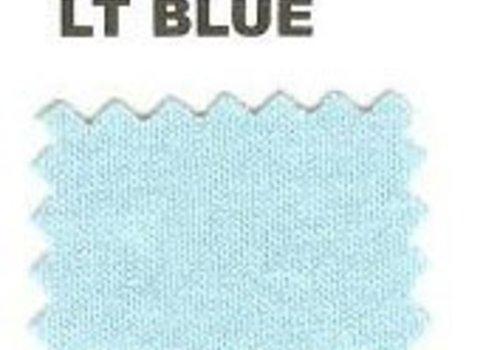 Crib Critters Crib Critters Knit Cradle Sheet In Light Blue