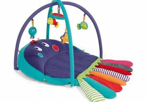 Mamas And Papas Mamas And Papas Babyplay Playmat & Gym - Tummy Time Octopus