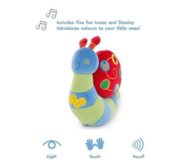 CLOSEOUT!! Mamas And Papas Colour Fun-Stanley Snail