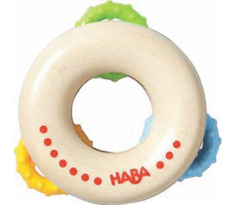 Haba Roll-ring Clutching toy