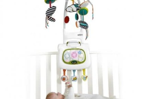 Mamas And Papas Mamas And Papas Magic 3 In 1 Galaxy Cot Mobile