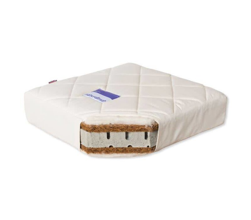 "Natural Mat Organic Crib Mattress In Spring (28"" x 52"")"