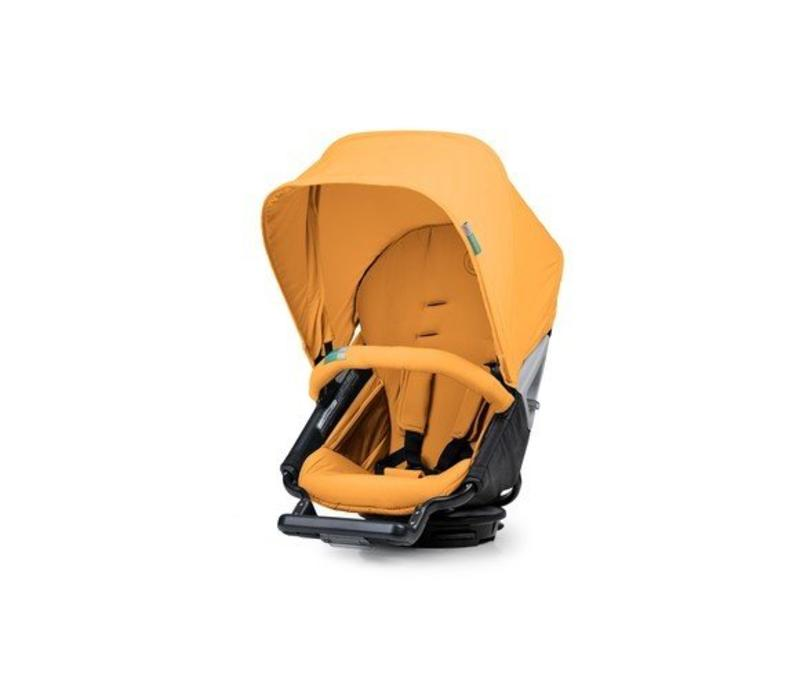 CLOSEOUT!! Orbit Baby Color Pack Seat And Canopy Fabric In Apricot