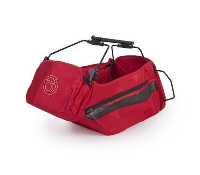 CLOSEOUT!! Orbit Baby G3 Cargo Basket In Ruby