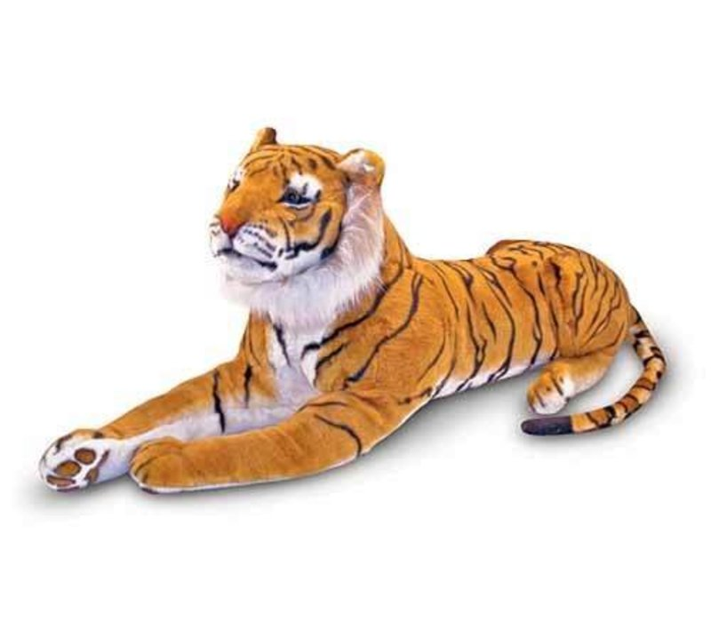 Melissa And Doug Plush Tiger