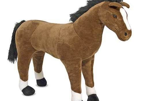 Melissa And Doug Melissa And Doug Plush Horse
