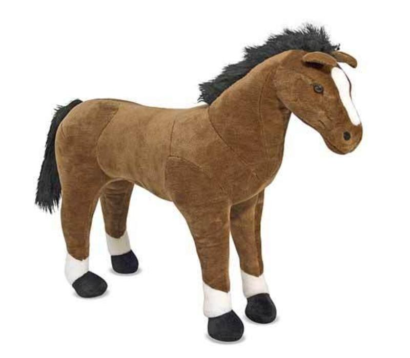 Melissa And Doug Plush Horse