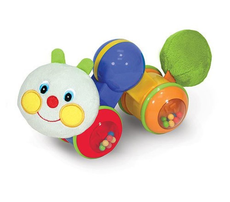 Melissa And Doug Press And Go Inchworm