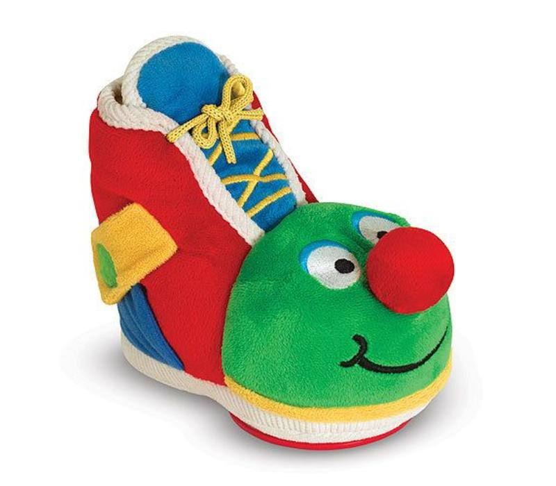 Melissa And Doug Learning Shoe