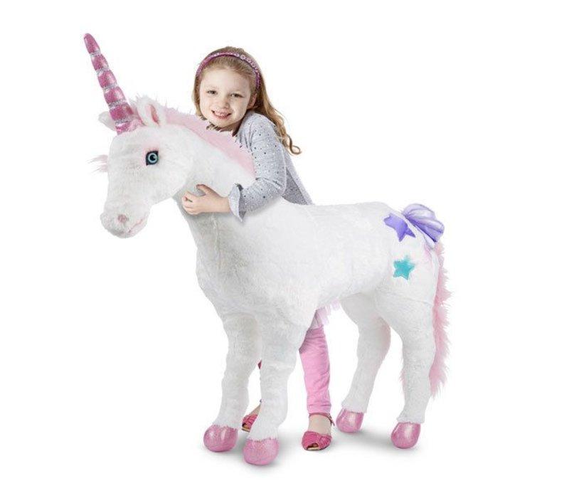 Melissa And Doug Unicorn - Plush
