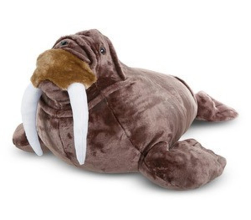 Melissa And Doug Walrus - Plush