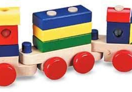 Melissa And Doug Melissa And Doug Stacking Train