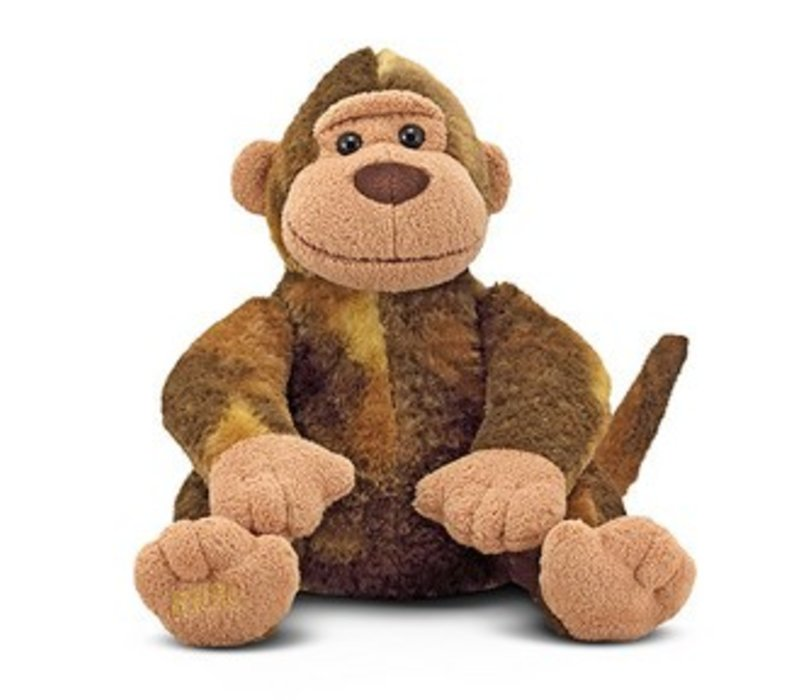 Melissa And Doug Mischief Monkey Stuffed Animal