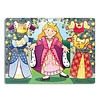 Melissa And Doug Melissa And Doug Princess Dress Up Mix and Match Peg