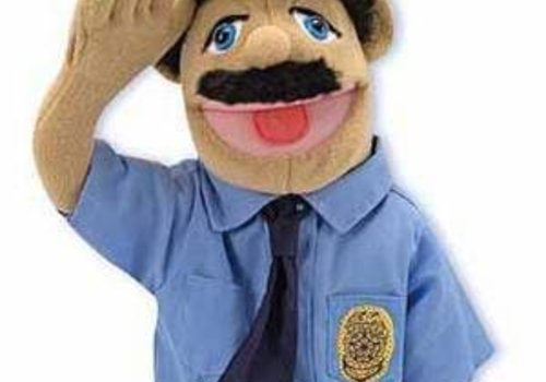 Melissa And Doug Melissa And Doug Police Officer Puppet