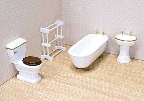 Melissa And Doug Melissa And Doug Bathroom Furniture Set