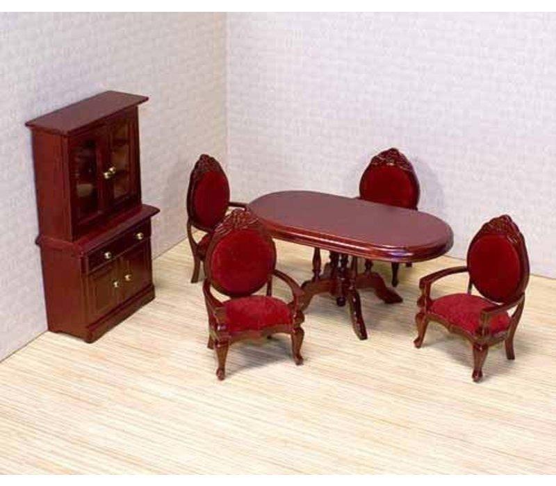 Melissa And Doug Dining Room Furniture Set