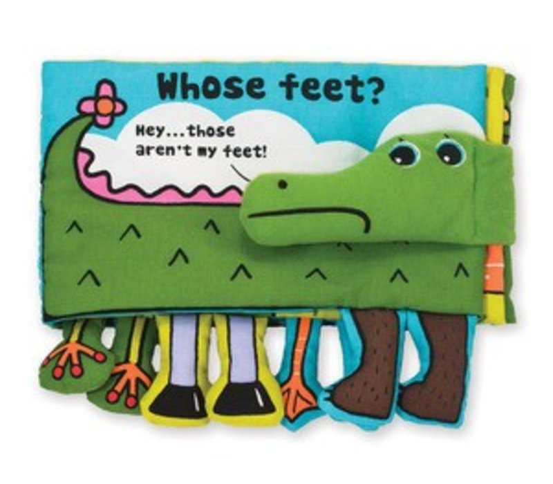 Melissa And Doug Whose Feet