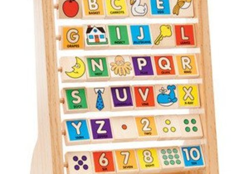 Melissa And Doug Melissa And Doug ABC-123 Abacus