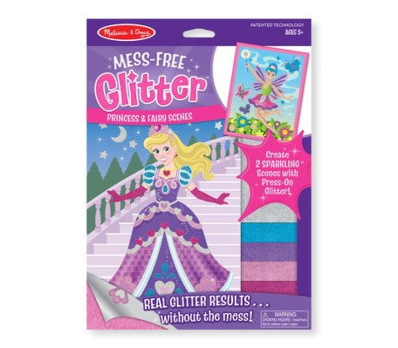 Melissa And Doug Princess And Fairy Scenes