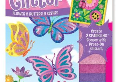 Melissa And Doug Melissa And Doug Flower And Butterfly Scenes