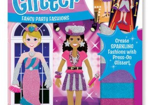Melissa And Doug Melissa And Doug Fancy Party Fashions