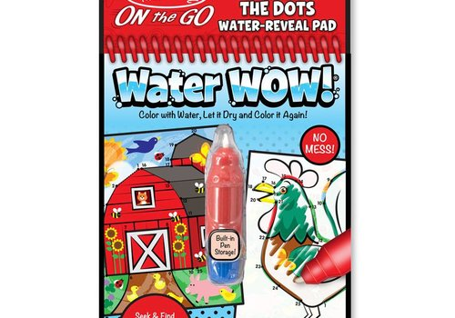 Melissa And Doug Melissa And Doug Water Wow Farm Connect The Dots